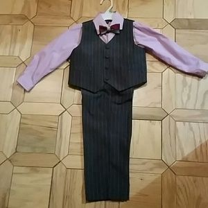 Other - Boy's Andrew Fezza Suit — NEVER WORN